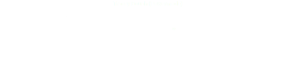 Tracey Bouah (Powermode) Thanks Nicola, A BIG thank you to all of you at Loots for making this happen at such short notice! You guys are always such a pleasure to work with and always willing to go the extra mile – it is much appreciated! Have a wonderful weekend ☺ Regards, Tracey Bouah